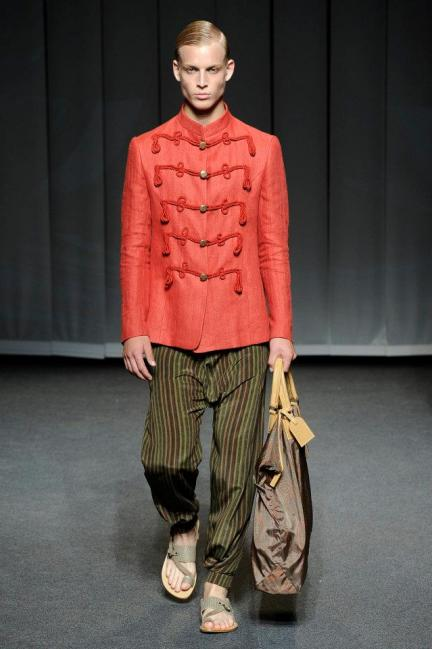 Etro Spring-Summer 2013 Menswear Photo 15