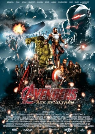 Film The Avengers: Age of Ultron 2015