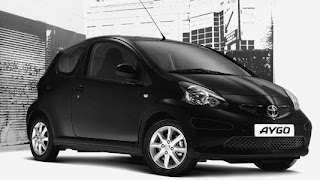 Toyota Aygo Pictures