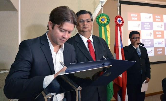 Parceria entre Prefeitura de Caxias e Governo do Estado garante Núcleo de Educação Integrada