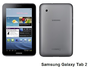 Galaxy Tab 2 tablet review