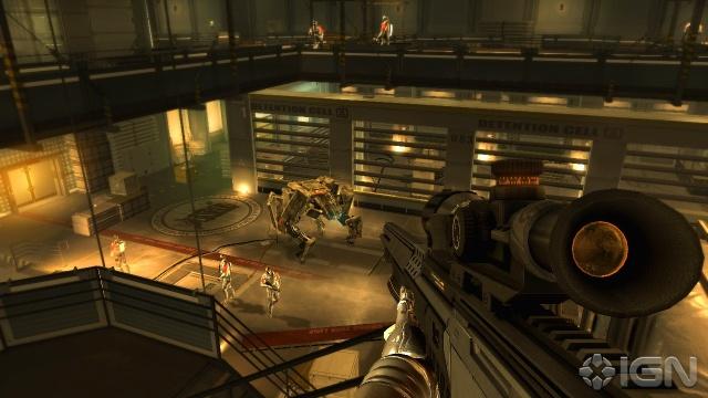 Deus ExHuman Revolution new pc game