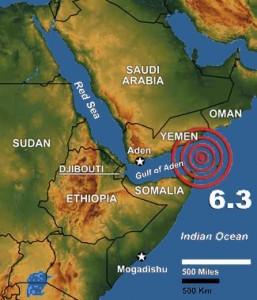 Resultado de imagen de el golfo de Adén