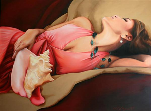 Wonderful Figurative Paintings