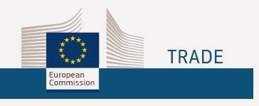 Logotipo de la Comisión de Comercio de la Unión Europea
