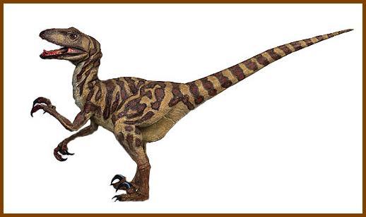 Deinonychus : Dinosaurios del mundo