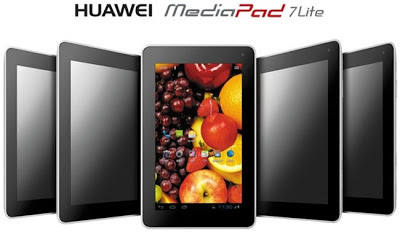 Huawei MediaPad 7 Lite launches with 7 inch IPS display