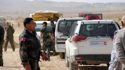 Un terroriste et trois agents de la garde nationale tués