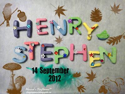 Henry Stephen September 14 2012