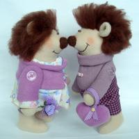 игрушки ручной работы, текстильные куклы, текстиль для интерьера