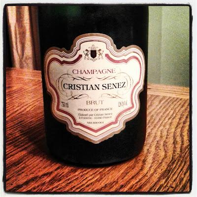 Christian Senez NV Champagne