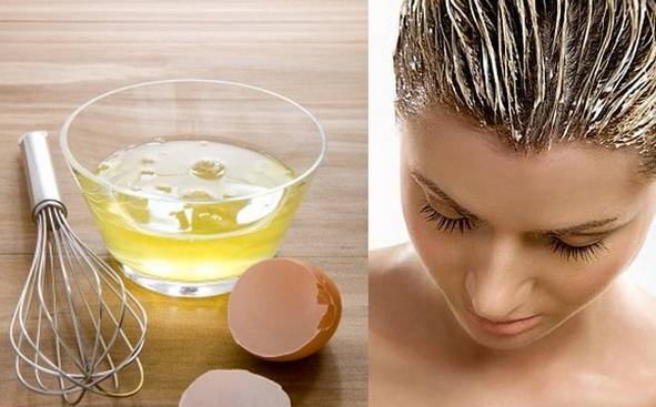 How to Apply Egg on Hair