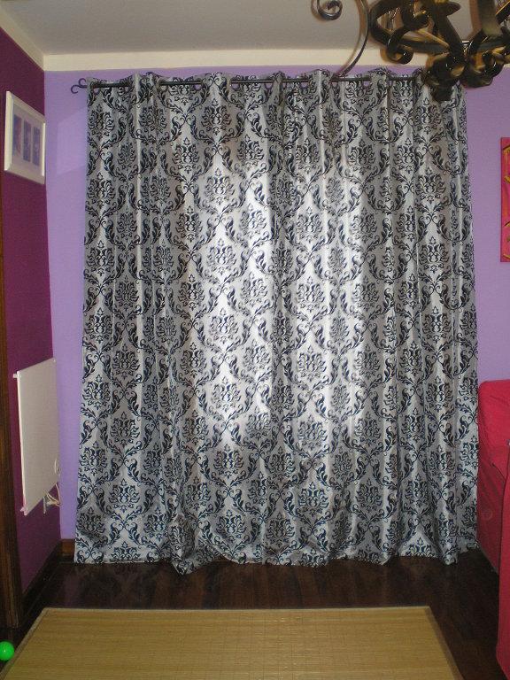 Decoracion actual de moda cortinas negras en la decoraci n - Decoracion actual de moda ...