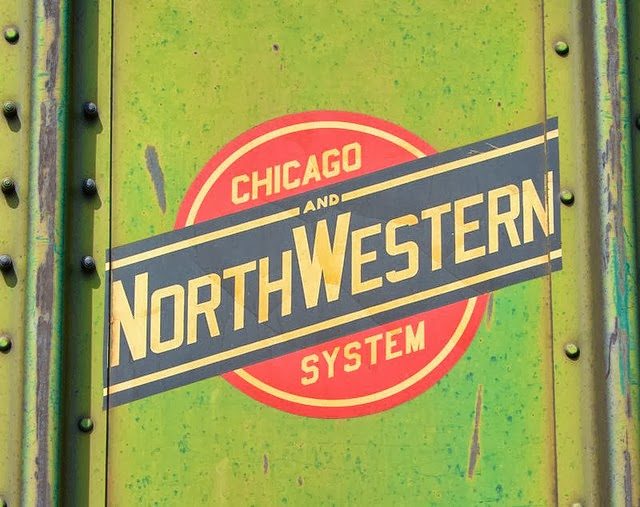 Chicago & Northwestern herald