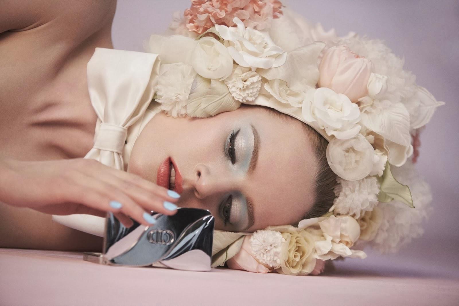 Белые тюльпаны фото с девушкой