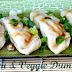 Steamed Chicken & Veggie Potsticker - Dumplings