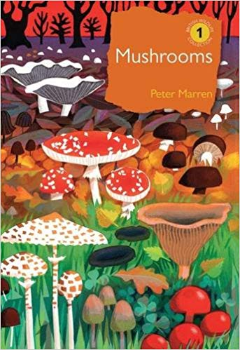 Mushrooms Hardcover by Peter Marren