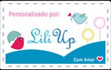 LiliUp Personalização de blogs