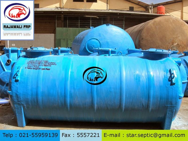 septic tank fibreglass