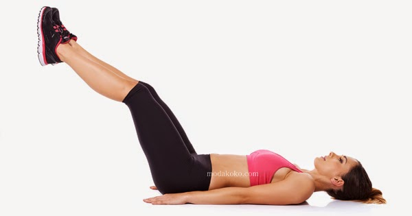 Karın Bölgesini Sıkılaştıran Egzersizler