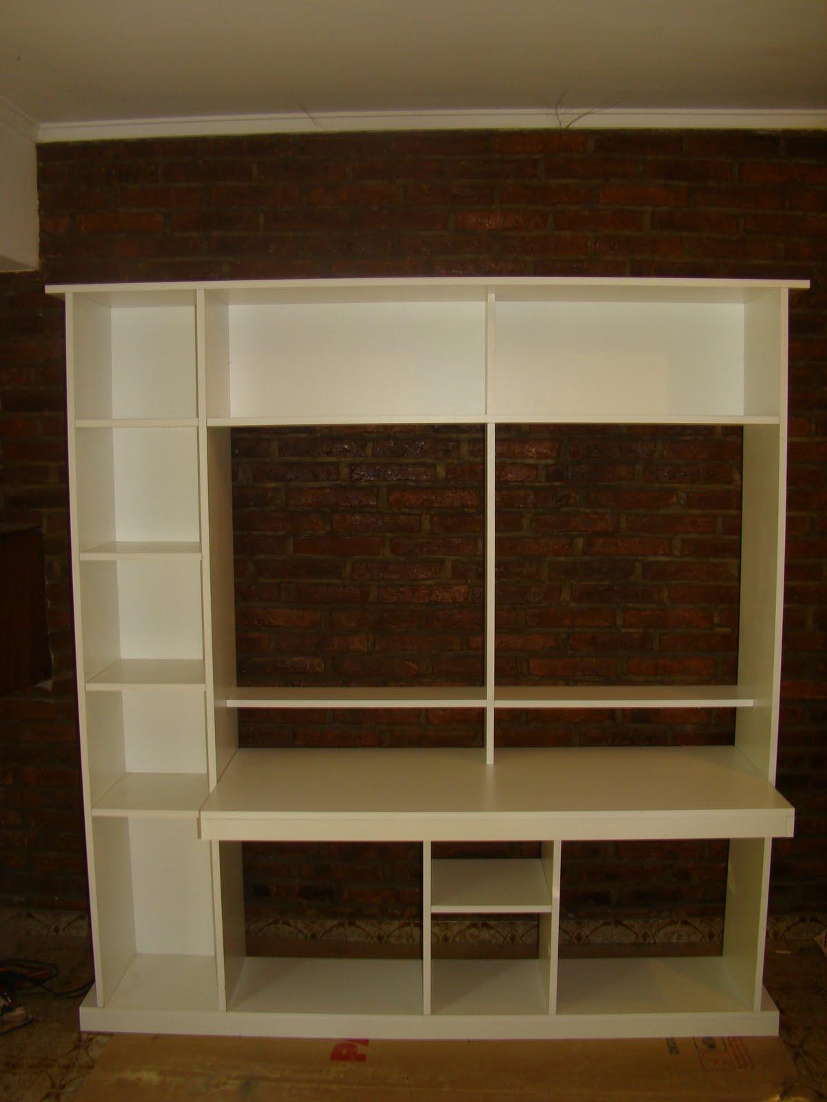 Muebles biblioteca escritorio 20170801223645 for Bibliotecas muebles