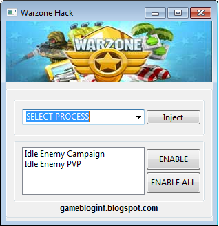 Warzone Hack Update 2015