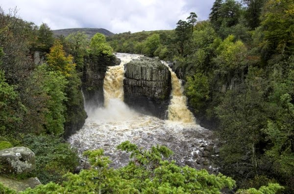 High Force, England