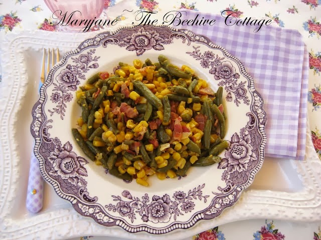 Mom's Succotash