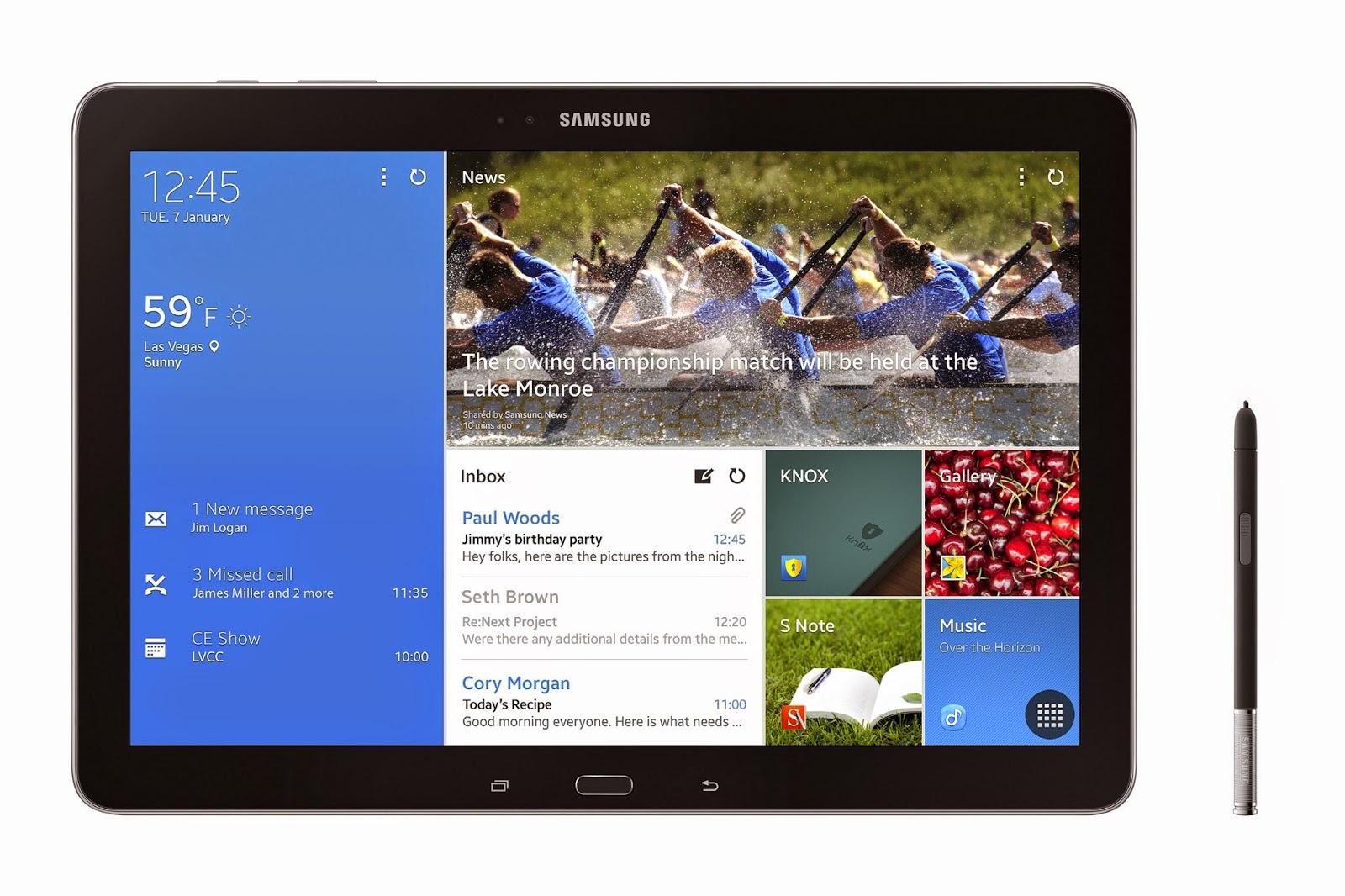 Firmware Galaxy Tab PRO 10.1