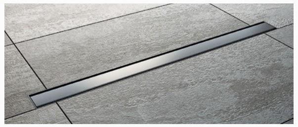 Premium Трап Premium подчеркивает стиль плиточной отделки. - Бесшовные соединения - Металлическая рамка - Покрытие на выбор: матовое, блестящее или позолоченное - Размеры в наличии: 30 см, 50 см, 60 см, 70 см, 80 см