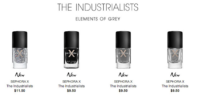 sephora x industrialists