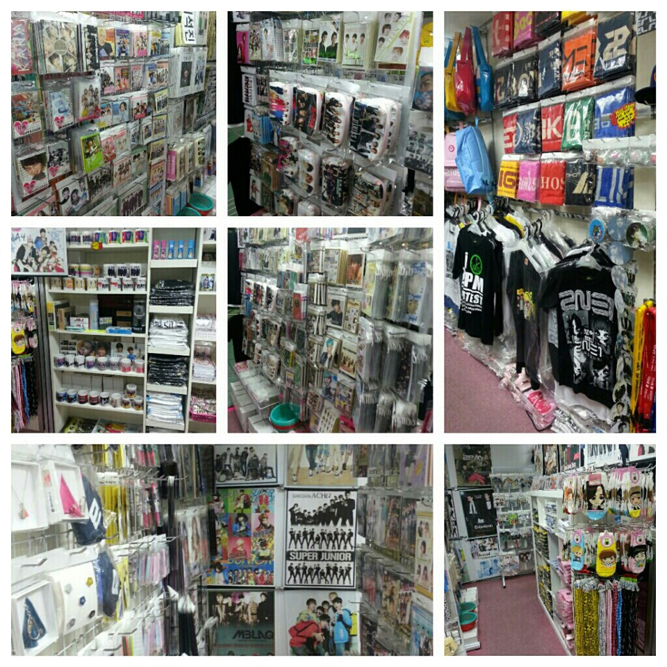 our little big planet  kedai kpop di sg wang plaza