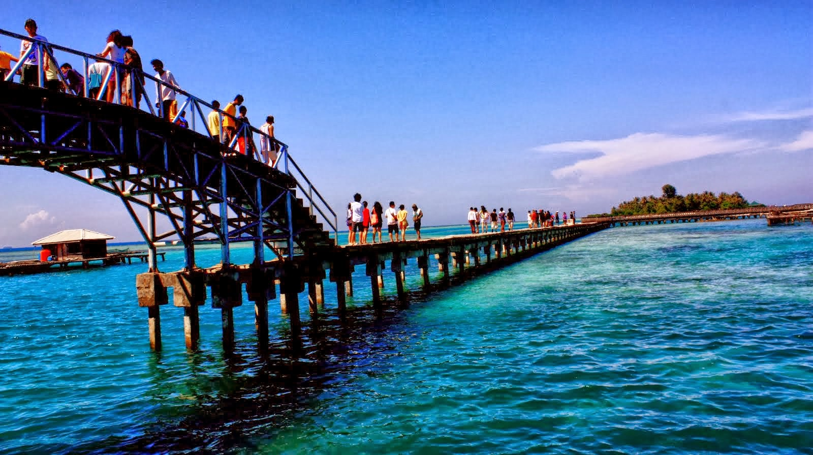 Paket Wisata Pulau Tidung  | Rekreasi Pulau Seribu