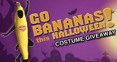 Banana Costume giveaway