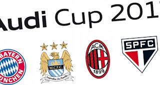 Jadwal Pertandingan Audi CUP 2013