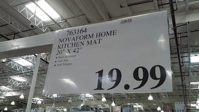 Novaform Home Kitchen Foam Mat at Costco