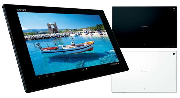 Sony's Xperia Tablet Z