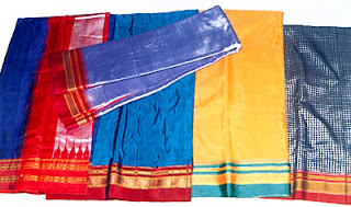 Hand Woven Ilkal Sarees