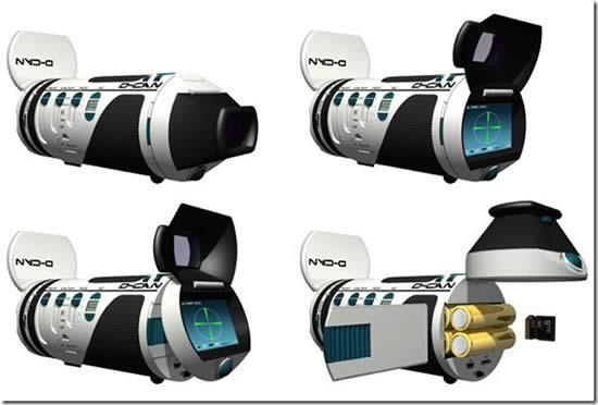 Future Camera D Can
