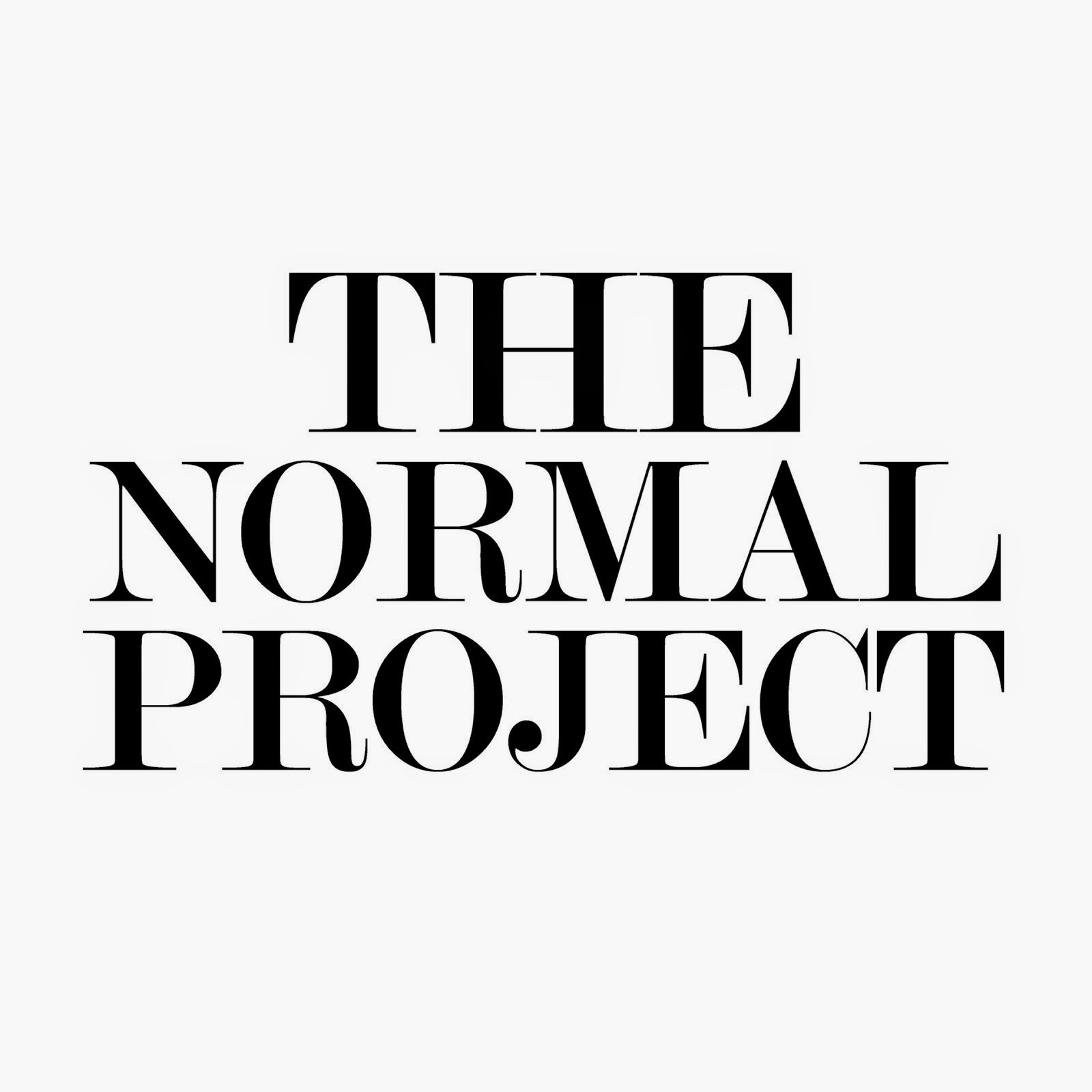 THE NORMAL PROJECT_