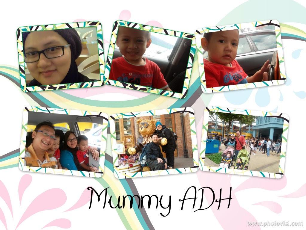 Mummy ADH