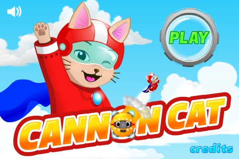 Cannon Cat Free App Game By Loqheart