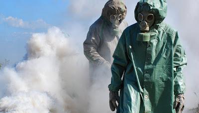 la proxima guerra armas quimicas biologicas siria