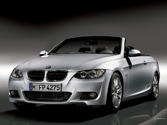 New image of lucky BMW 3