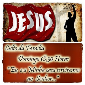 Domingo - Culto da Famlia