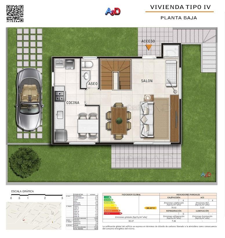 Inmobiliaria Salamanca A3D Arq3Design
