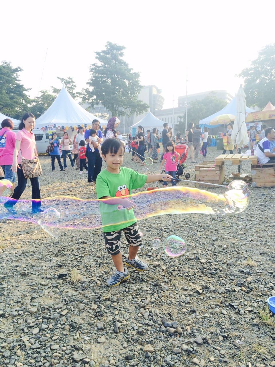 Hot Air Balloon Festival Putrajaya 2015