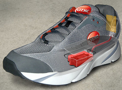 epc updates gps shoes
