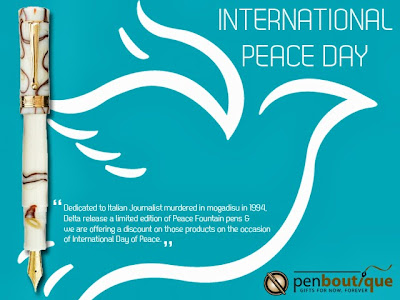 International Peace Day‏