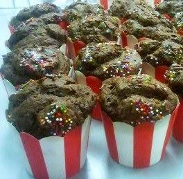 Door Gift Muffin